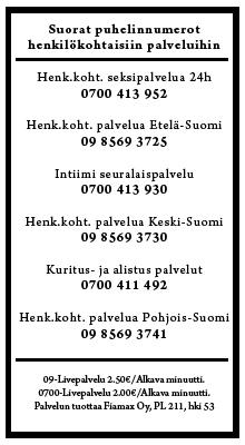 www iskuri fi seksiseuraa heti